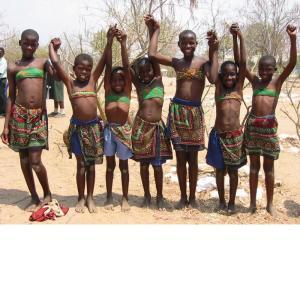 African Dance – Vhombozi School Celebration